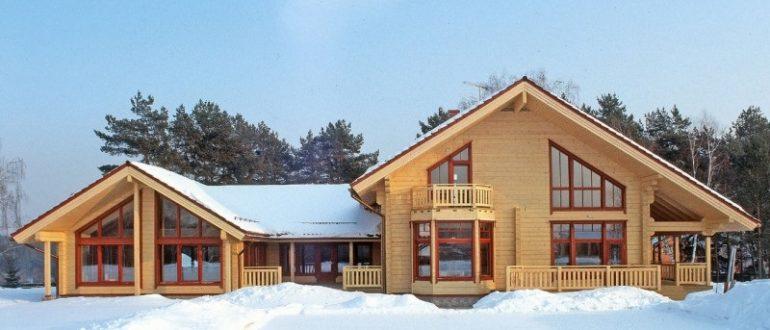 مزایای خانه های چوبی